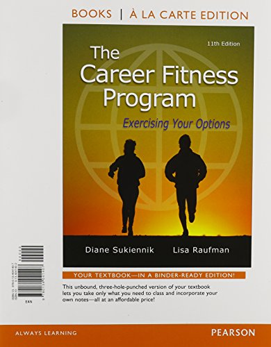 The Career Fitness Program: Exercising Your Options, Student Value Edition Plus NEW MyLab Student Success with Pearson e