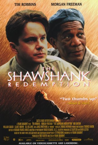Shawshank Redemption, The (1994) - 11 x 17  - Style B by Pop Culture Graphics
