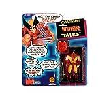 Electronic Talking Wolverine of Marvel's X-men