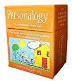Personalogy Family Fun Card Game - The Laugh-out-loud Discovery Game for the Whole Family
