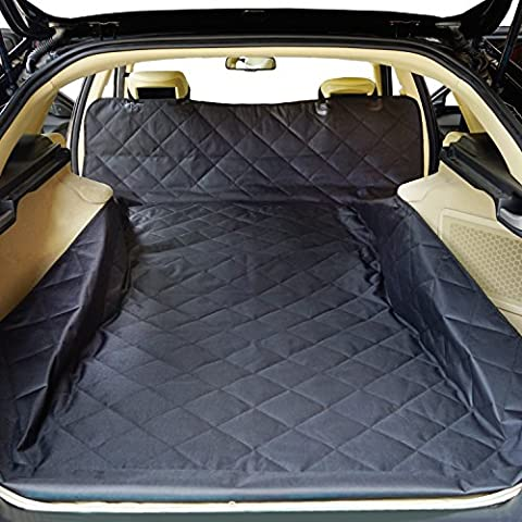 NOBER Cargo Liner Cover for Dogs SUV 55