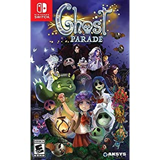 Ghost Parade - Nintendo Switch Standard Edition