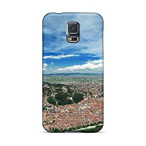 Custom-Phonecases Galaxy S5 Hard Case With Fashion Design/ Led2531DLHq Phone Case