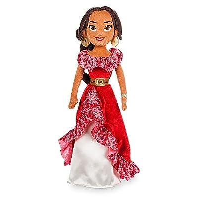 Disney Elena Plush Doll - Medium - 20 Inch