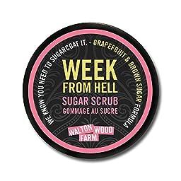 Week from Hell Sugar Scrub