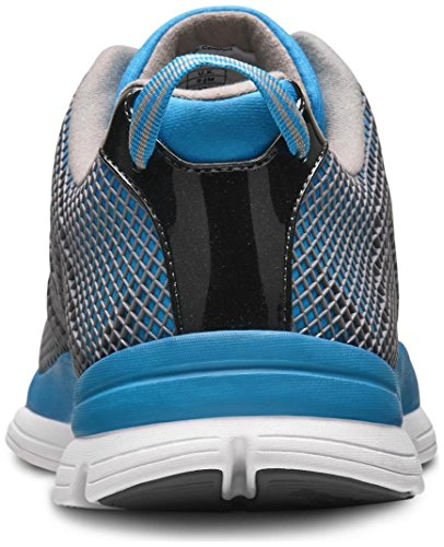Dr. Comfort Women's Katy Turquoise Diabetic Athletic Shoes by Dr. Comfort (Image #4)