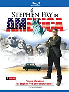 Stephen Fry in America [Blu-ray]