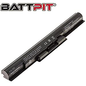 Battpit™ Laptop/Notebook Battery Replacement for Sony SVF1521XST (2200 mAh) (Ship From Canada)