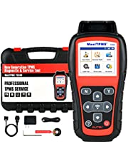 Autel MaxiTPMS TS508 TPMS Relearn Tool 2021 Newest Free Update, 4 Modes Program MX-Sersors (315/433MHz), Upgraded Version of TS501/TS408 with Quick/Advanced Mode, Activate/Relearn All Brand Sensors