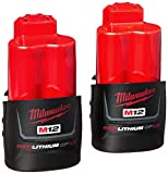 Milwaukee 2473-22 M12 Force Logic Press tool