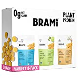 Simply Pickled Lupini Beans Snack by BRAMI | 9g