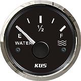 """KUS Water Level Gauge Meter Indicator 0-190ohm With Backlight 12V/24V 52MM(2"""")"""