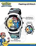 Pokémon Kids' Digital Watch Quartz Plastic