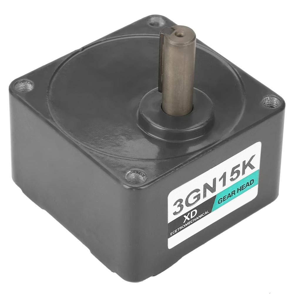 36K 3IK15GN-C 15W AC monofase a bassa velocit/à con motore a ingranaggi in metallo a velocit/à costante 220V Motoriduttore