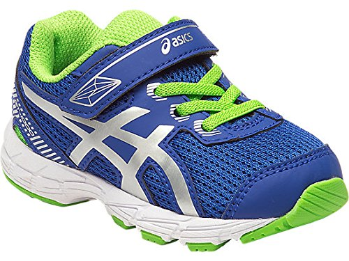 Asics GT-1000 5 TS Kids (K4 USA – 19,5 eUR) (Blue/White/Green Gecko)