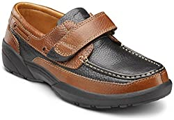Dr. Comfort Men's Mike Multi Diabetic Boat Shoes Review