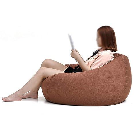 Amazon.com: QQXX Footstool Bean Bag Multi-Function Portable ...