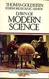 Dawn of Modern Science, Thomas Goldstein, 0395489245