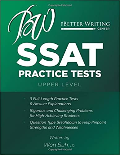 photograph relating to Printable Ssat Practice Test referred to as SSAT Educate Assessments: Higher Issue: Received Suh: 9781939750037
