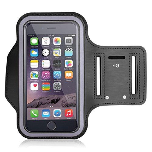 [해외]아이폰 6 4.7 용 KINGCOOL (TM) 암밴드 케이스, 조깅 운동 조깅 러닝 디럭스 스포츠 체육관, 조절 가능 암밴드/KINGCOOL(TM) Armband Case for iPhone 6 4.7 ,Deluxe