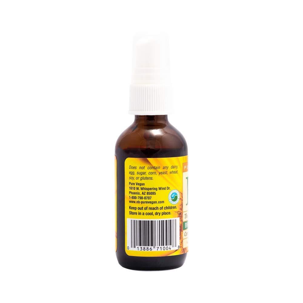 Amazon.com: Pure Vegan BX3 Vitamina B Spray, 2 Onza: Health ...