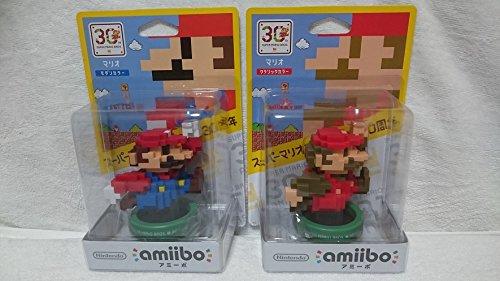 Amiibo Mario Classic Modern Color Japan