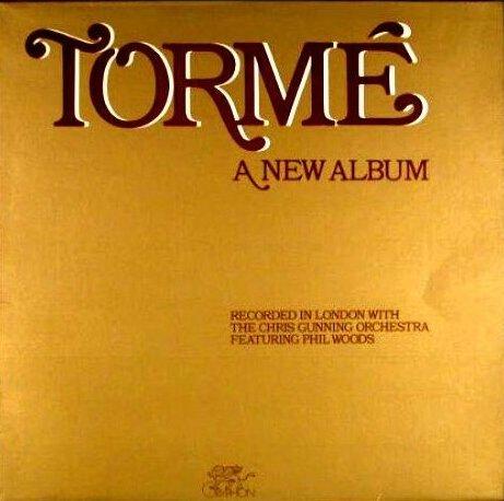 Mel Torme: A New Album (Gryphon, 1980) [VINYL LP] [STEREO] by Gryphon