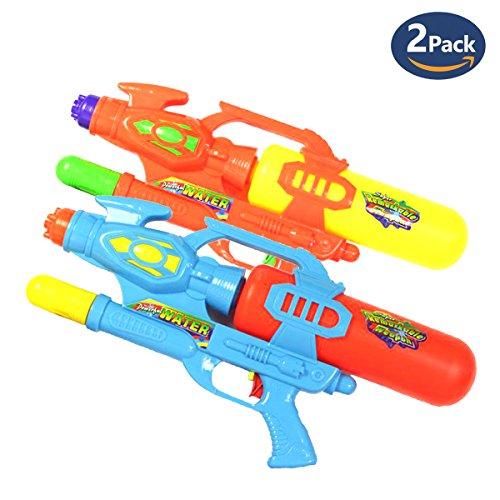Gun Water Blaster Super Gun Capacity Party and Outdoor Activity Water Fun Blaster for Children, Water Blaster Shooters Launcher Gun Hot Summer Beach Pool Lawn Squirt Water Games (Super Water Gun)