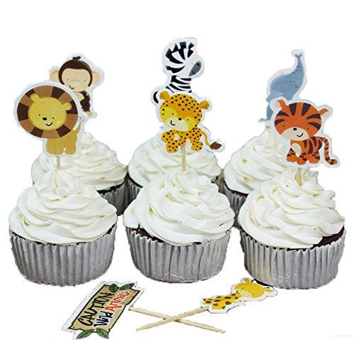 BETOP HOUSE Decorative Cupcake Elephant product image