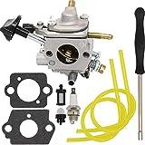 Carburetor for Stihl BR600 Carburetor Zama C1Q-S183 C1Q-S184 Stihl BR500 BR550 BR600 Backpack Leaf Blower - Stihl C1Q-S183 Carburetor Replaces Part Number 4282-120-0606 4282-120-0607 4282-120-0608