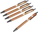 NCAA Texas Longhorns Disposable Click Pens
