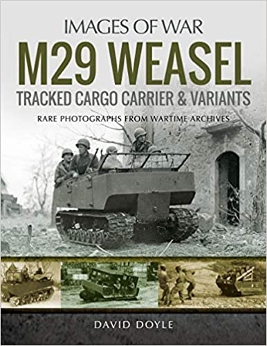 M29 Weasel Tracked Cargo Carrierand Variants