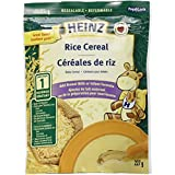 HEINZ Rice Cereal - No Milk, 6 Pack, 227G Each