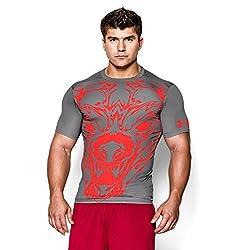 Under Armour Men's UA 100% Beast Wolf Compression Shirt
