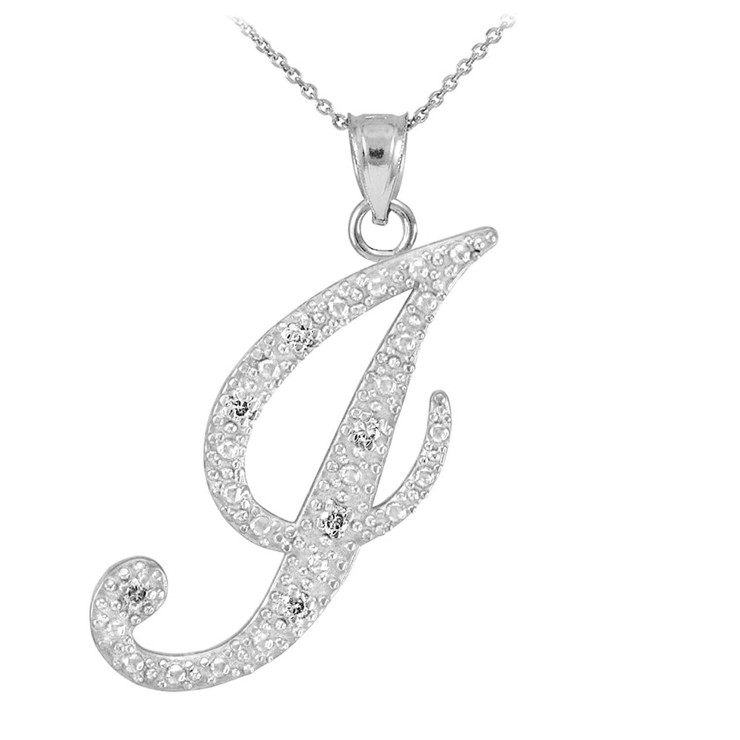 fashion tone necklace letter gold pendant asli a initial co pendants l aetherair