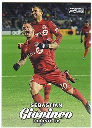 Verzamelingen Verzamelkaarten: sport 2017 Topps MLS Throwback #TT-SG Sebastian Giovinco Toronto FC Soccer Card