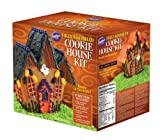 Wilton Halloween Pre- Baked Pre-Assembled Cookie House Kit