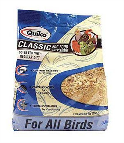 Quiko 21025 Classic Eggfoods, My Pet Supplies