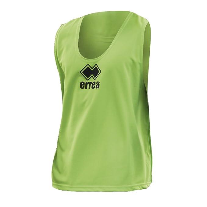 Errea - Peto/Chaleco de entrenamiento Futbol/Baloncesto/balonmano - Equipos /Material
