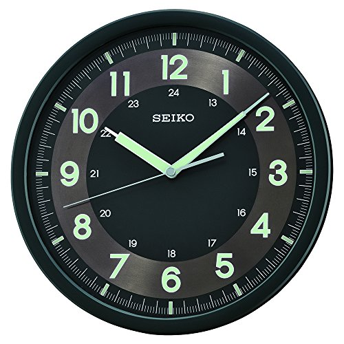 Seiko QXA628KRH Wall Japanese Quartz Wall (Seiko Quartz Clock)