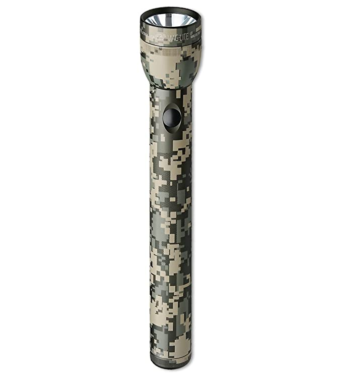 best hunting flashlight: Maglite LED 3-Cell D Flashlight