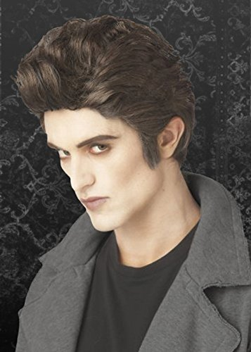 Halloween Edward Cullen Twilight Style Wig by Struts Fancy Dress -