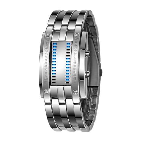 Gskj Reloj Inteligente Podómetro Caloría Minutero Moda Reloj Digital ...