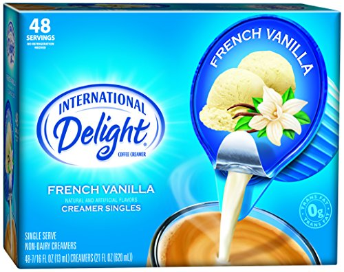 International Delight Singles Coffee Creamer, French Vani...