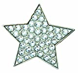Navika Star Swarovski Crystal Ball Marker with Hat Clip