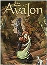 Les Chemins d'Avalon tome 2 : Brec'hellean par Jarry