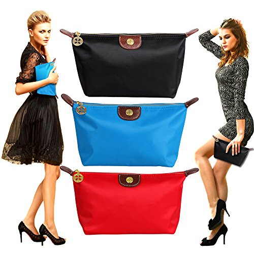 Bestrice iConic-Frame Pouch-Cosmetics Case Large Makeup Bag Travel  Accessory Organizer a358a18d7c6d3