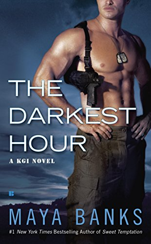 book cover of The Darkest Hour