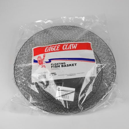 Eagle Claw Floating Fish Basket 19X30 from Eagle Claw
