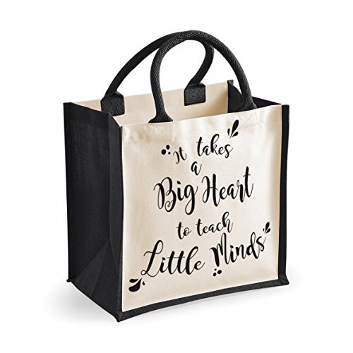 It Heart Big Bag Little Jute To A Minds SMARTYPANTS Teach Takes Script dyWPOnd6K